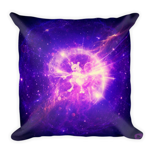 Pixelmon Square Pillow - Mewtwo