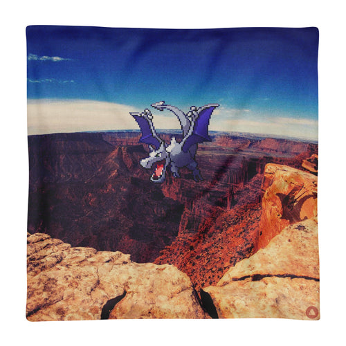 Pixelmon Cushion Cover - Aerodactyl
