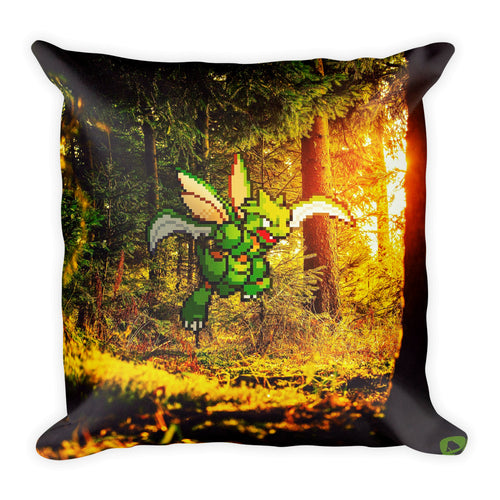 Pixelmon Square Pillow - Scyther