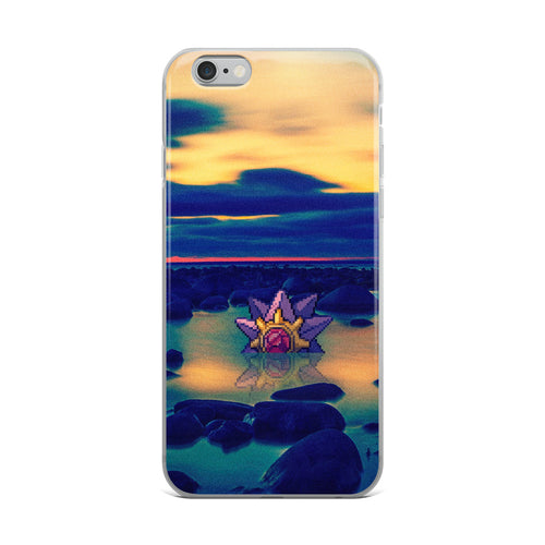 Pixelmon iPhone Case - Starmie