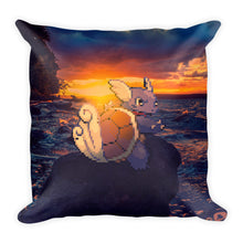 Pixelmon Square Pillow - Wartortle