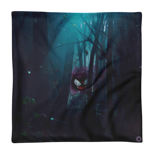 Pixelmon Cushion Cover - Ghastly