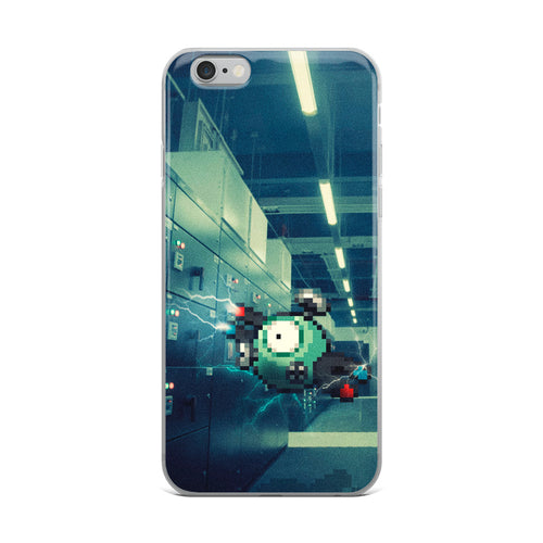 Pixelmon iPhone Case - Magnemite