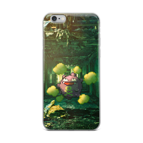 Pixelmon iPhone Case - Koffing