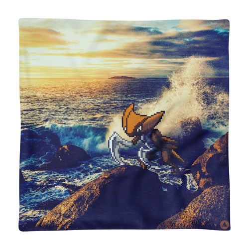 Pixelmon Cushion Cover - Kabutops