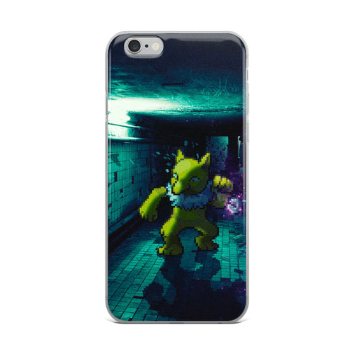 Pixelmon iPhone Case - Hypno