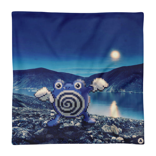 Pixelmon Cushion Cover - Polywhirl