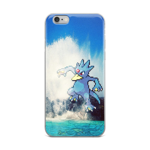 Pixelmon iPhone Case - Golduck