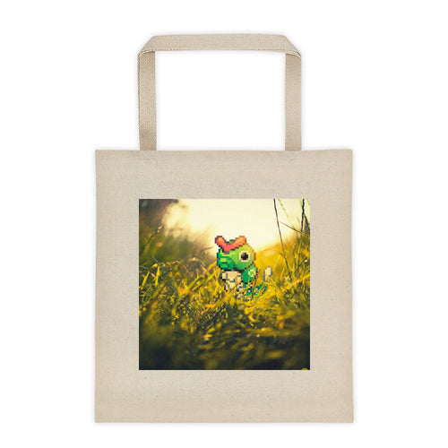 Pixelmon Tote Bag - Caterpie