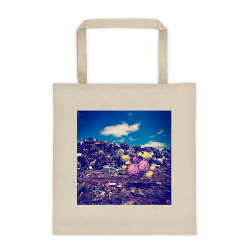 Pixelmon Tote Bag - Weezing