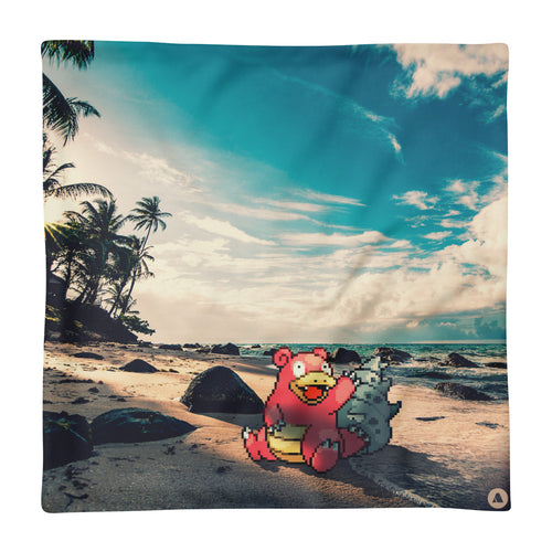 Pixelmon Cushion Cover - Slowbro