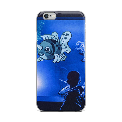 Pixelmon iPhone Case - Seaking
