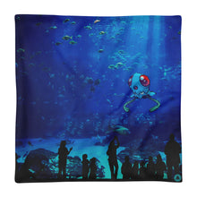 Pixelmon Cushion Cover - Tentacool