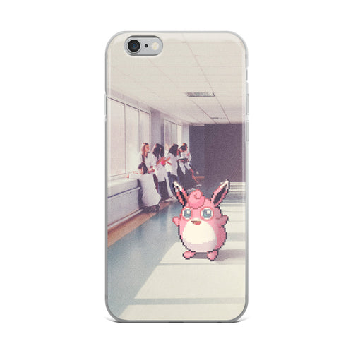 Pixelmon iPhone Case - Wigglytuff
