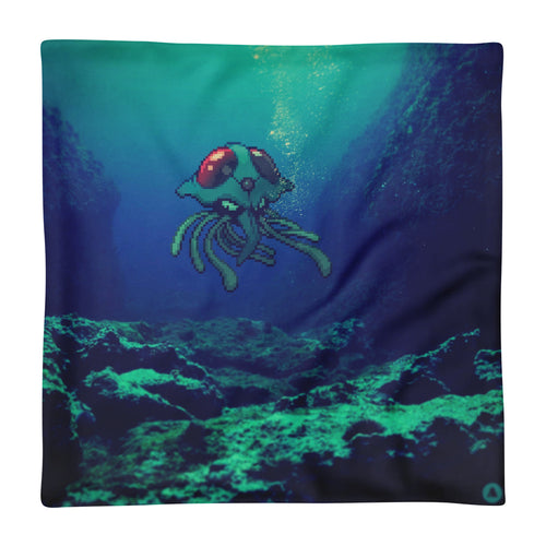 Pixelmon Cushion Cover - Tentacruel
