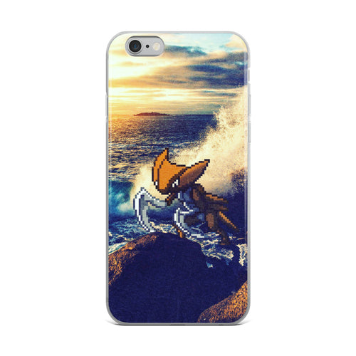 Pixelmon iPhone Case - Kabutops
