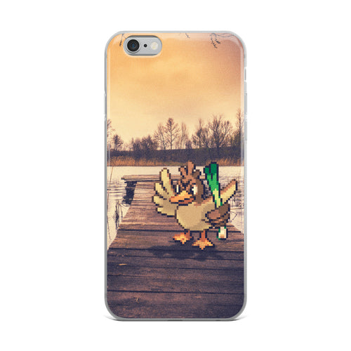 Pixelmon iPhone Case - Farfetchd