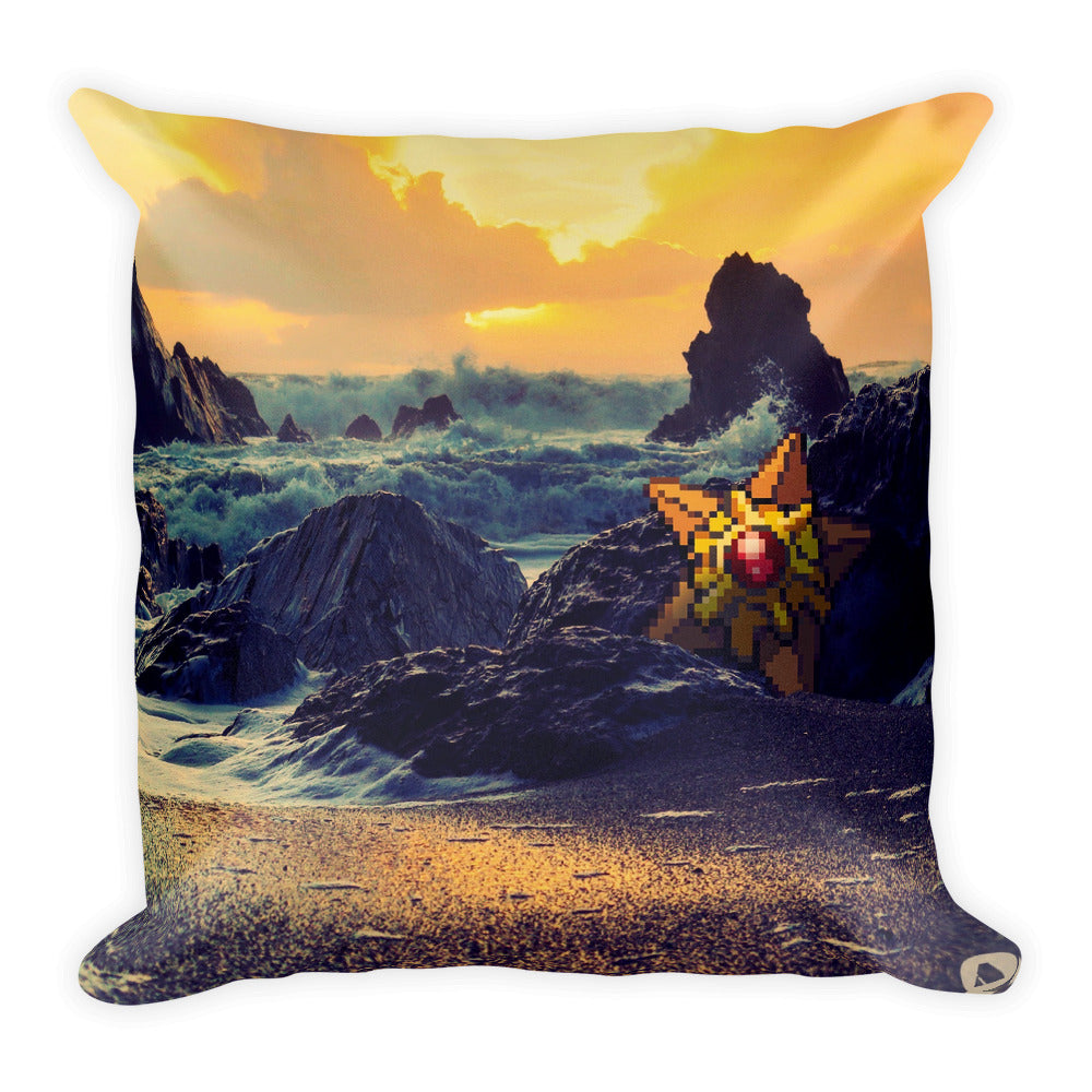 Pixelmon Square Pillow - Staryu