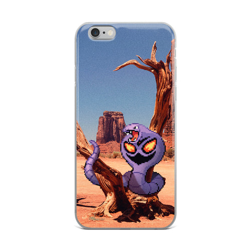 Pixelmon iPhone Case - Arbok