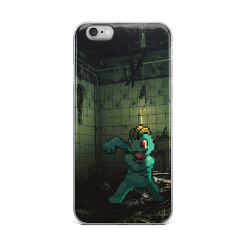 Pixelmon iPhone Case - Machop