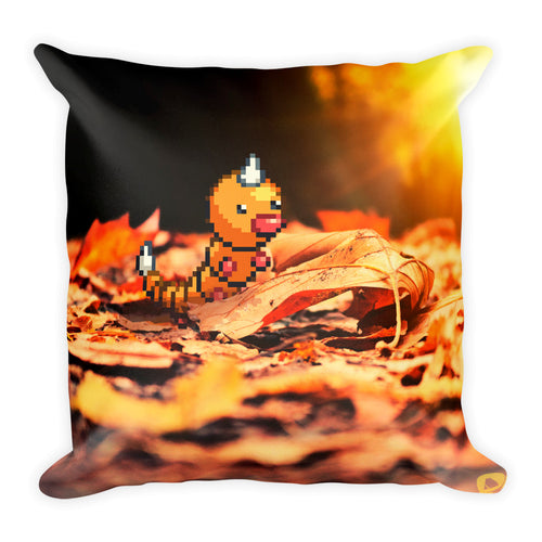 Pixelmon Square Pillow - Weedle