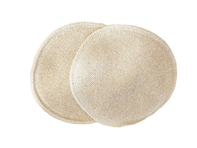 Silk/Wool/Silk Nursing Pads