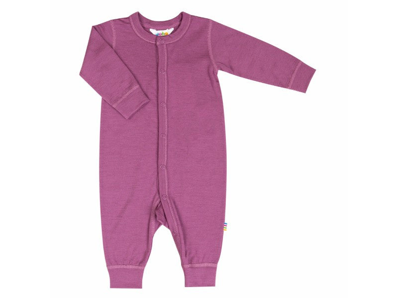 Organic Merino Wool Play-/Sleepsuit
