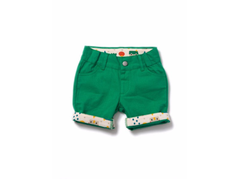 Fern Green Shorts