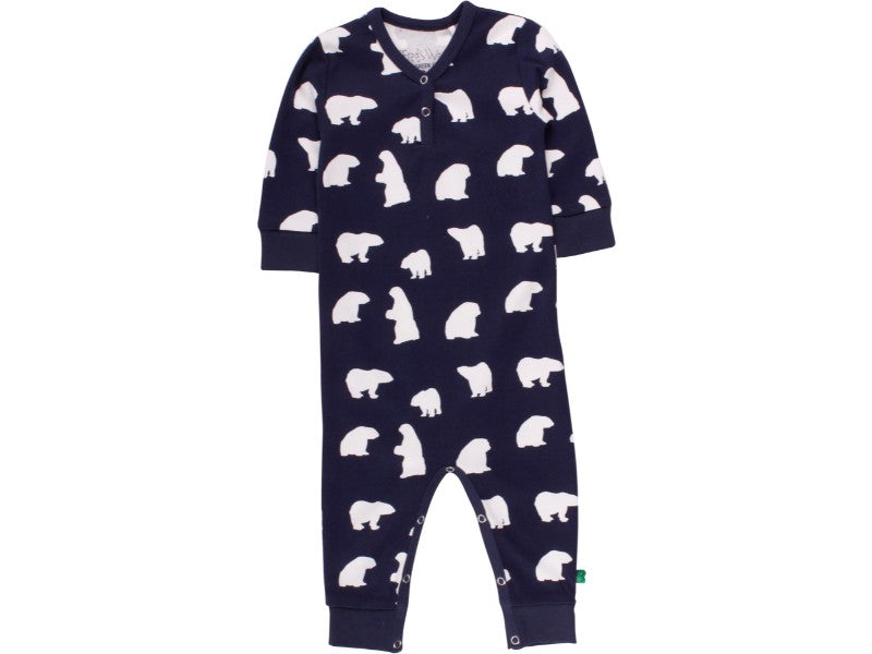 Polar Bear Jumpsuit
