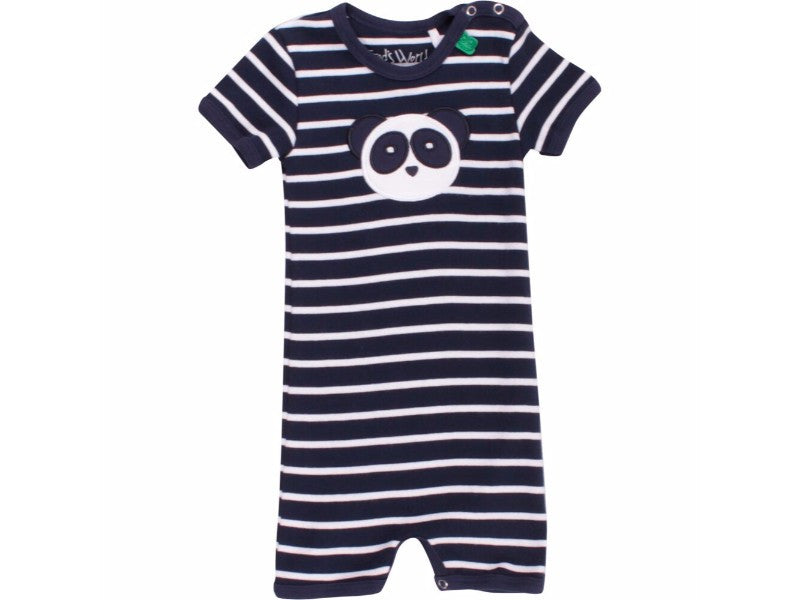Panda Stripe Beach Body