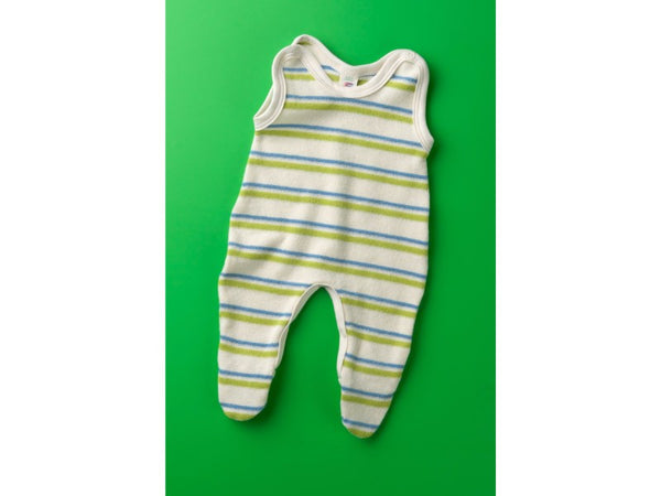 Romper with feet for preemies
