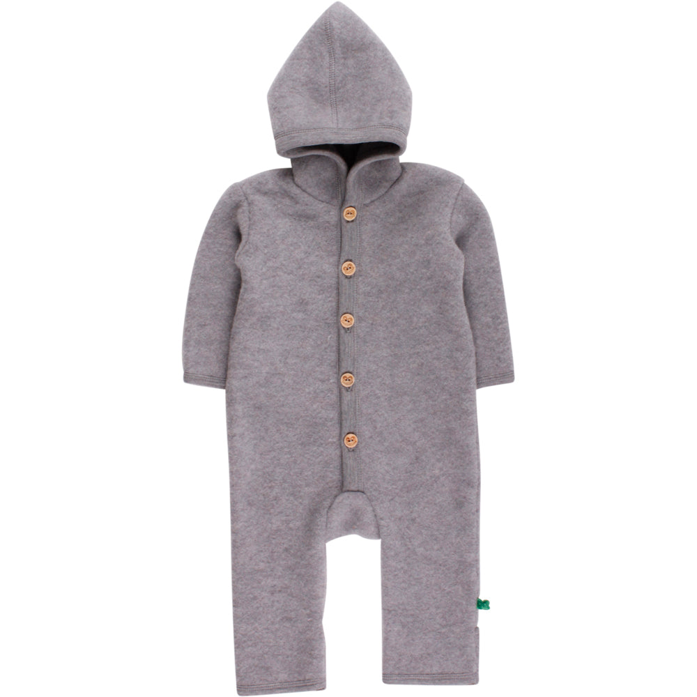 Wool Fleece Suit