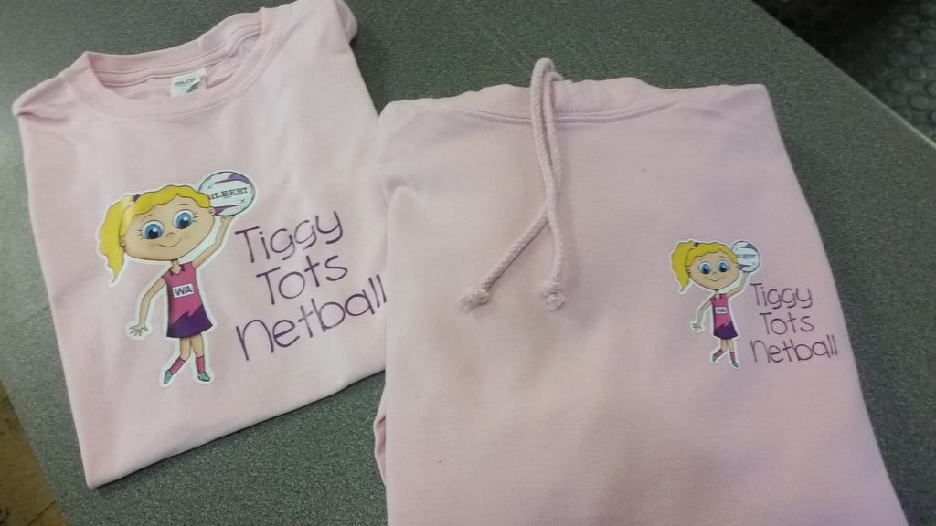 Tiggy Tots Netball Get The Look