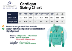 Davenham Primary School Cardigan