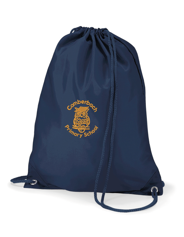 Comberbach Primary School PE Bag