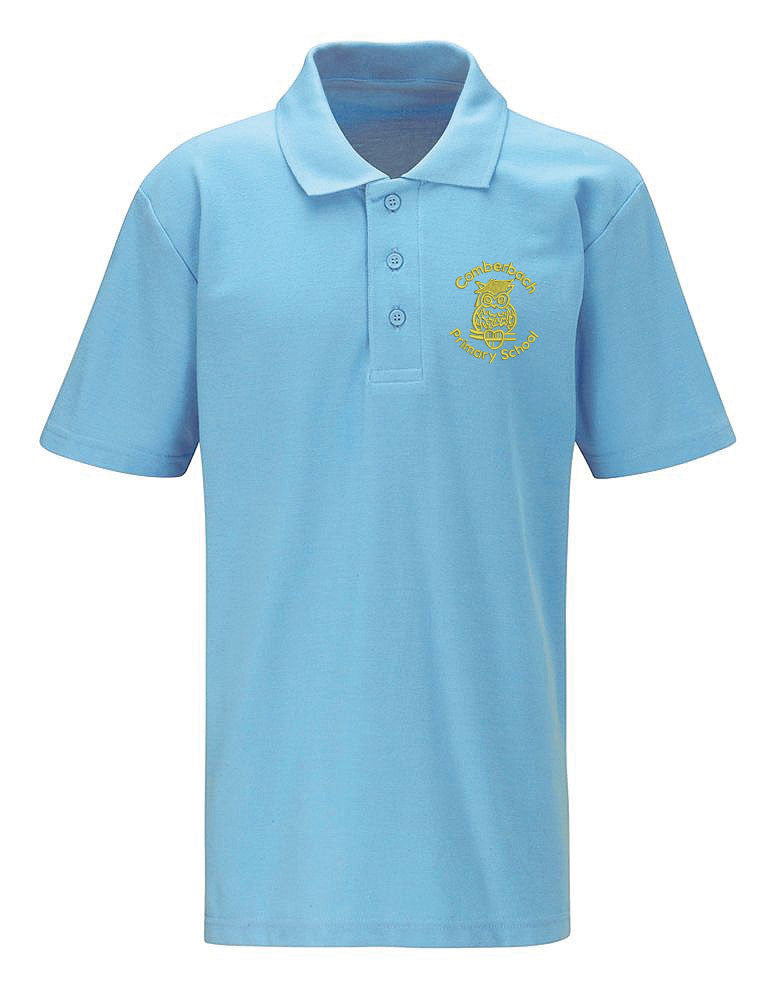 Comberbach Primary School Polo Shirt