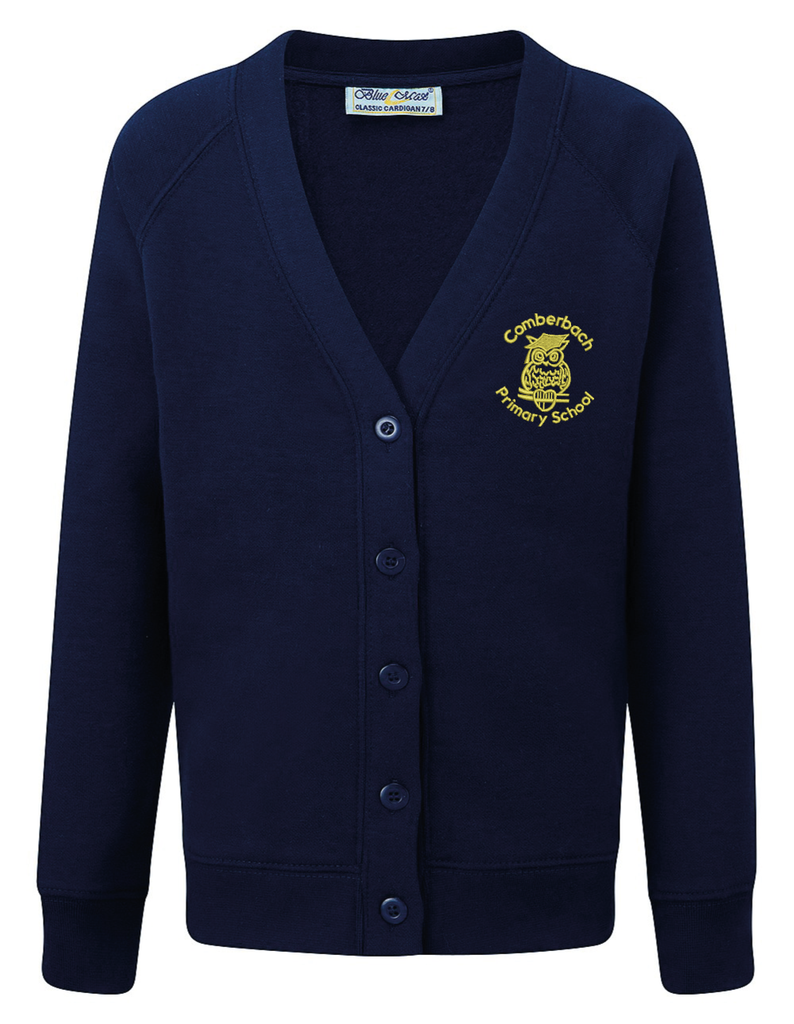 Comberbach Primary School Cardigan