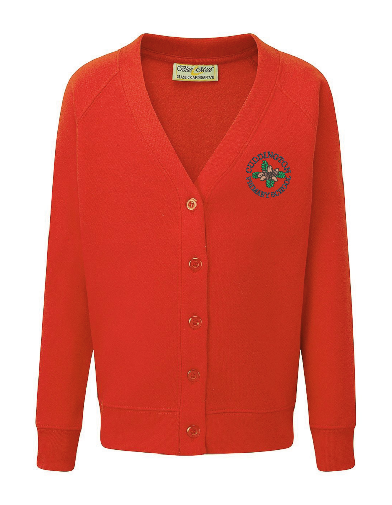 Cuddington Primary School Cardigan