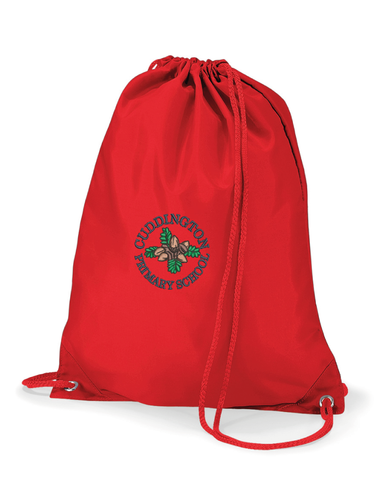Cuddington Primary School PE Bag
