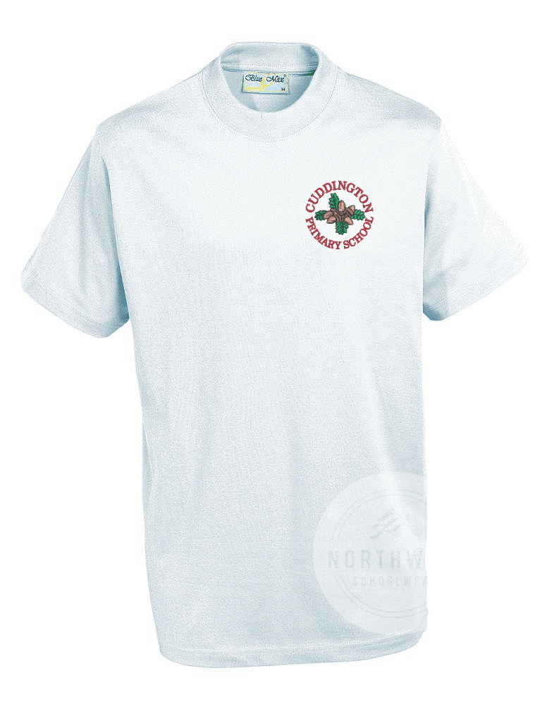 Cuddington Primary School PE T Shirt