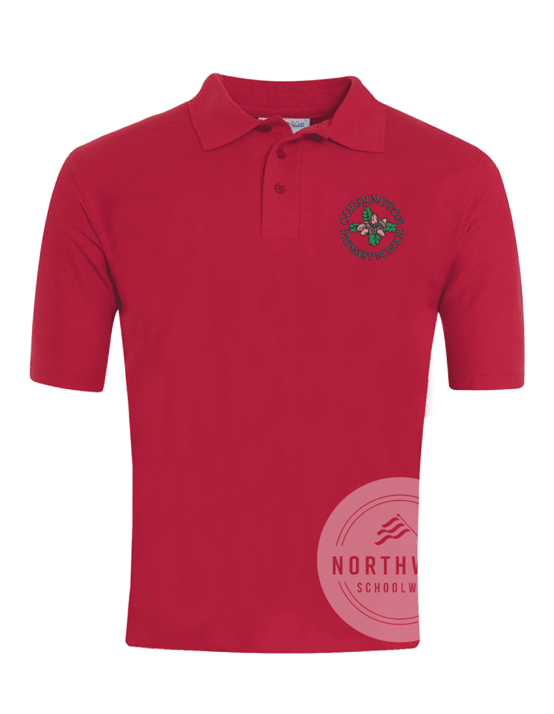 Cuddington Primary School Polo Shirt