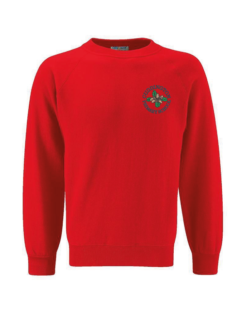 Cuddington Primary School Sweatshirt