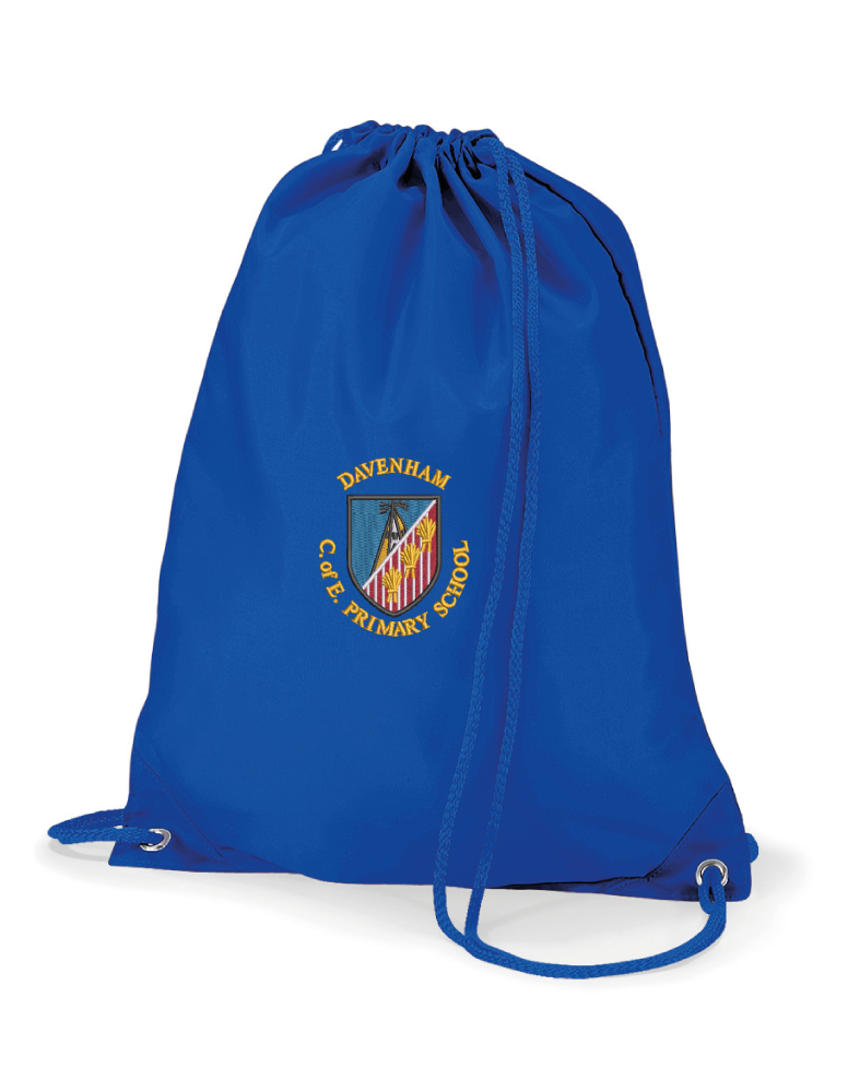Davenham Primary School PE Bag