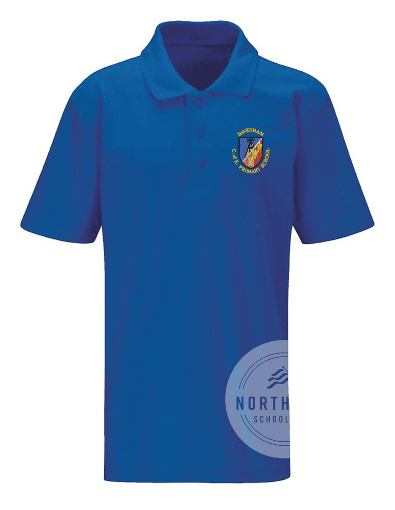 Davenham Primary School Polo