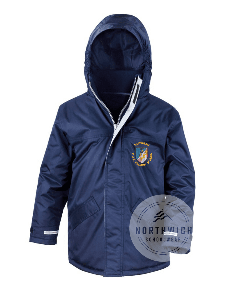 Davenham Primary School Parker Coat