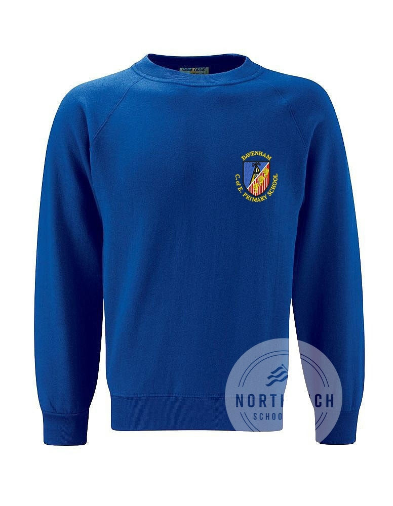 Davenham Primary School Sweatshirt
