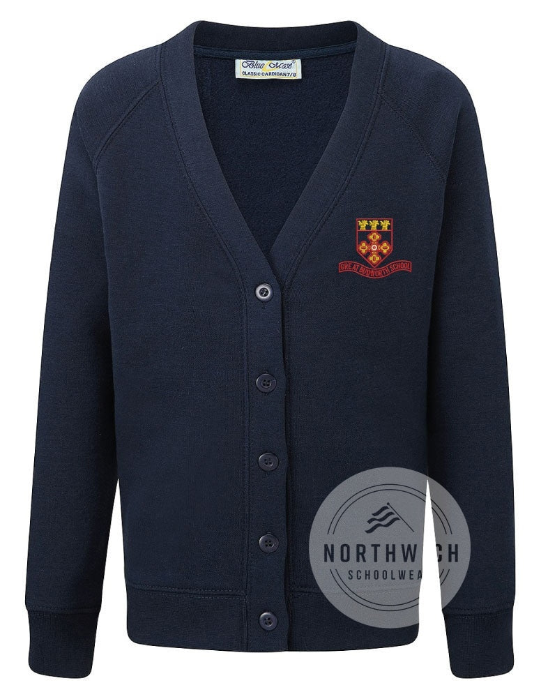 Great Budworth Primary School Cardigan