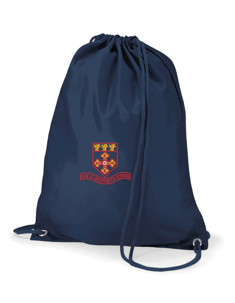Great Budworth Primary School PE Bag