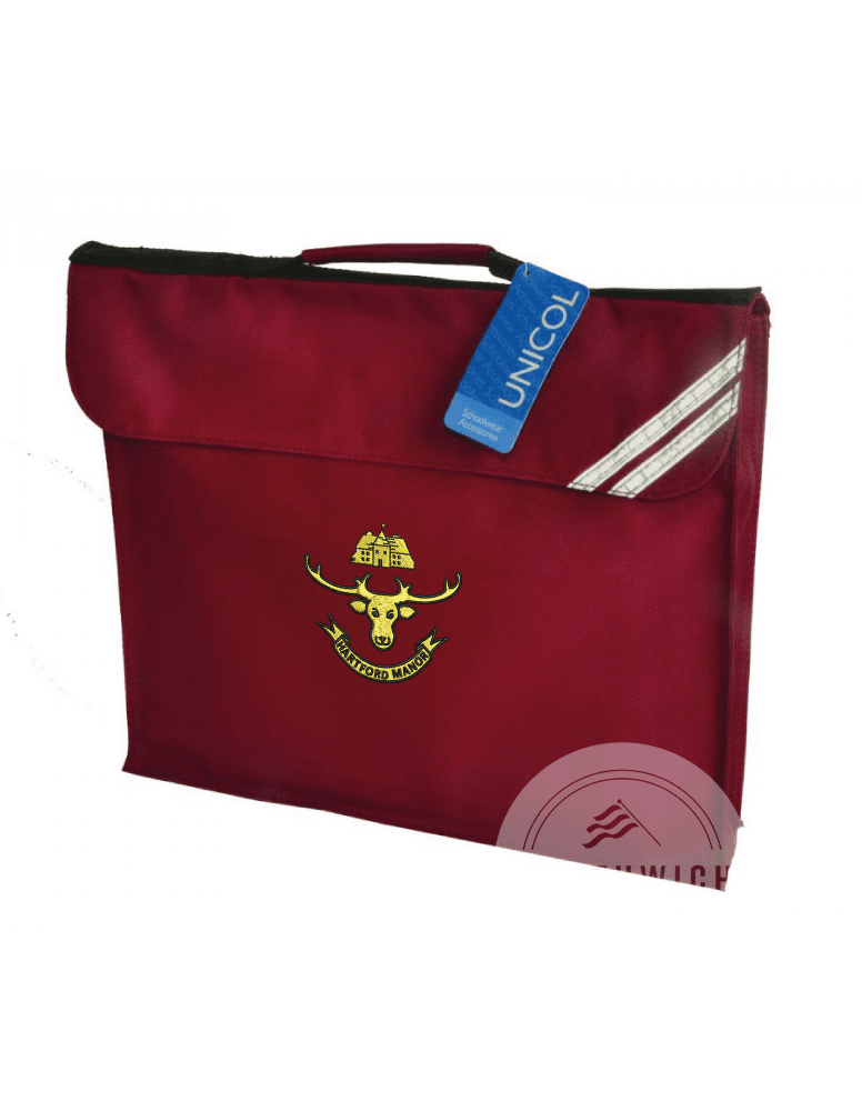 Hartford Manor Primary School Bookbag