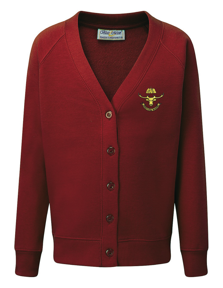 Hartford Manor Primary School Cardigan